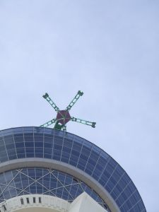 Insanity the Ride; attractie op de Stratosphere Tower