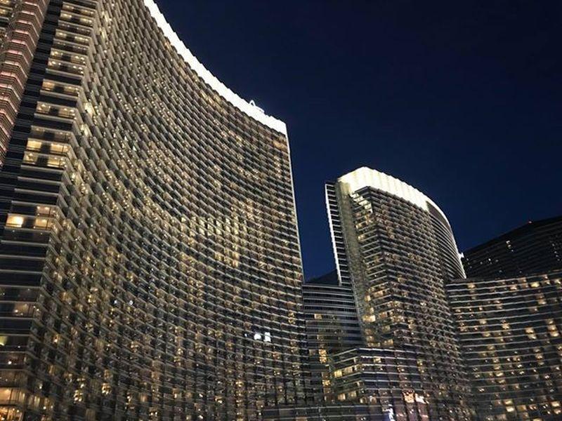 Het Aria Casino en Hotel