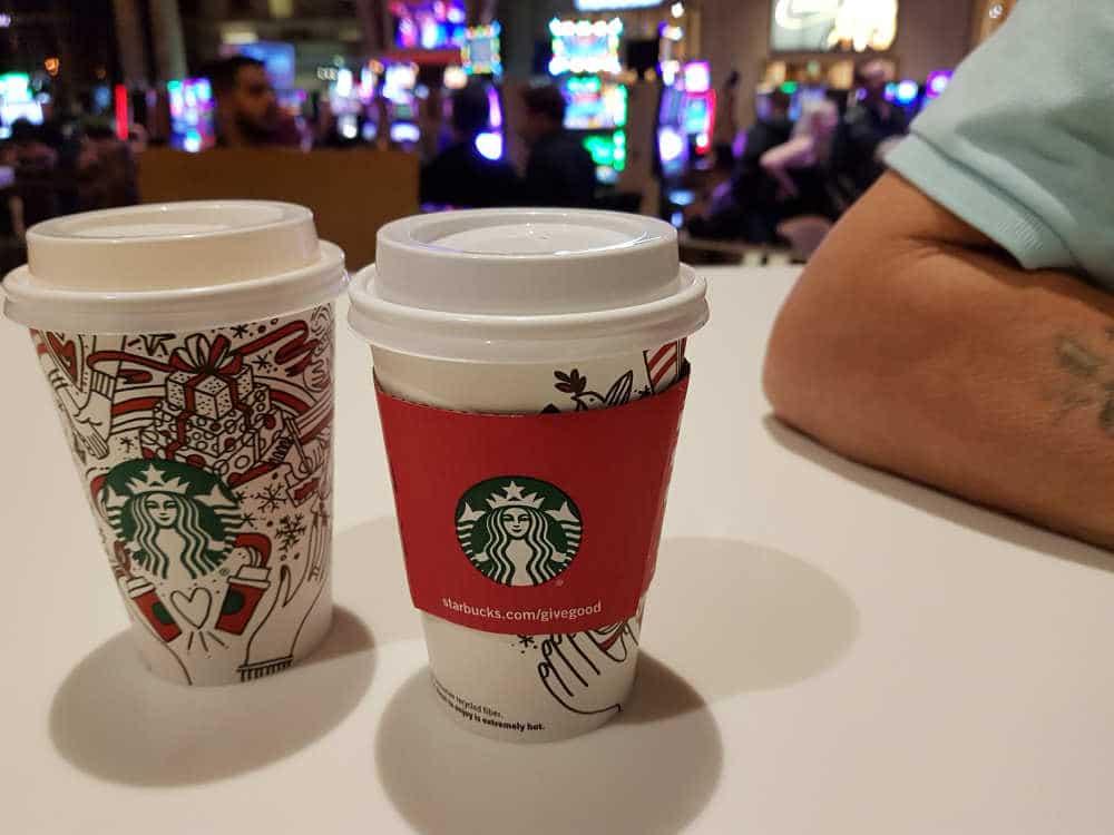 Tijd voor Starbucks