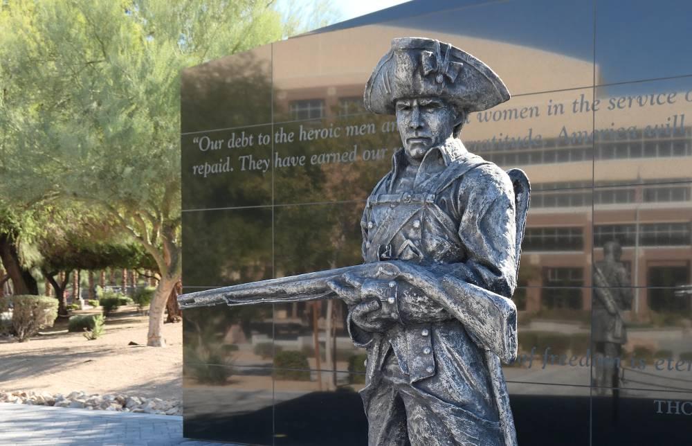 Nevada State Veterans Memorial & Old Las Vegas Mormon Fort