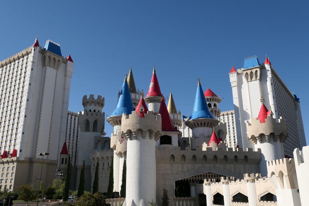 Het Excalibur Hotel en Casino