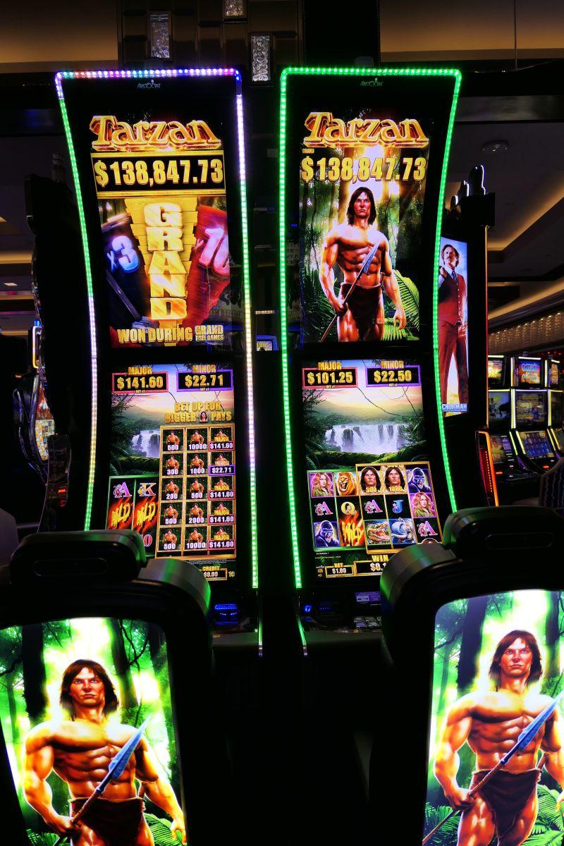 Nieuwe Tarzan slot, hierop viel de jackpot van 140K