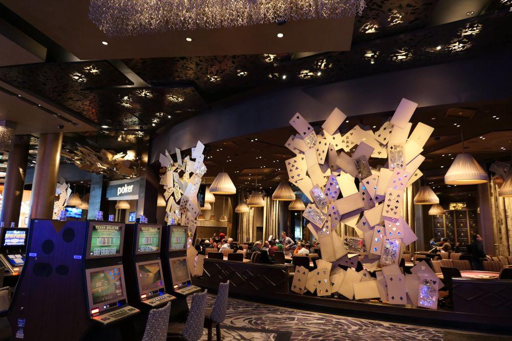 Altijd actie in deze Poker Room