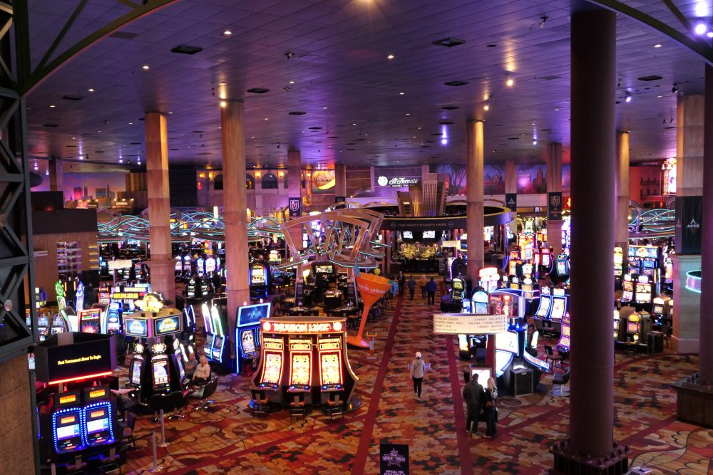 Casino in het New York - New York Hotel