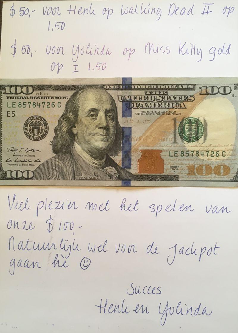 Henk & Yolinda, nogmaals bedankt :-)