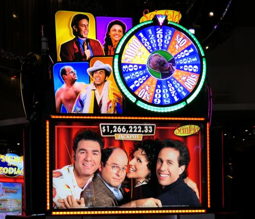 Las Vegas slots en casino's aan The Strip