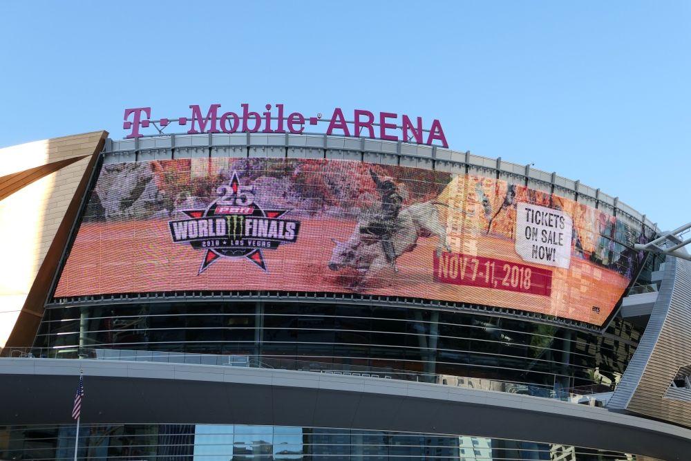 T-Mobile Arena in Las Vegas