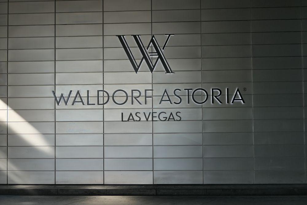 Waldorf Astaria Hotel in Las Vegas