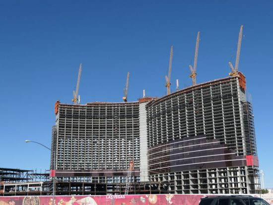 Bouw Resort World Las Vegas