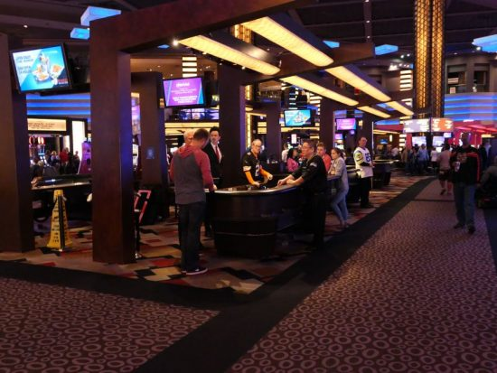 Speeltafels Planet Hollywood Casino