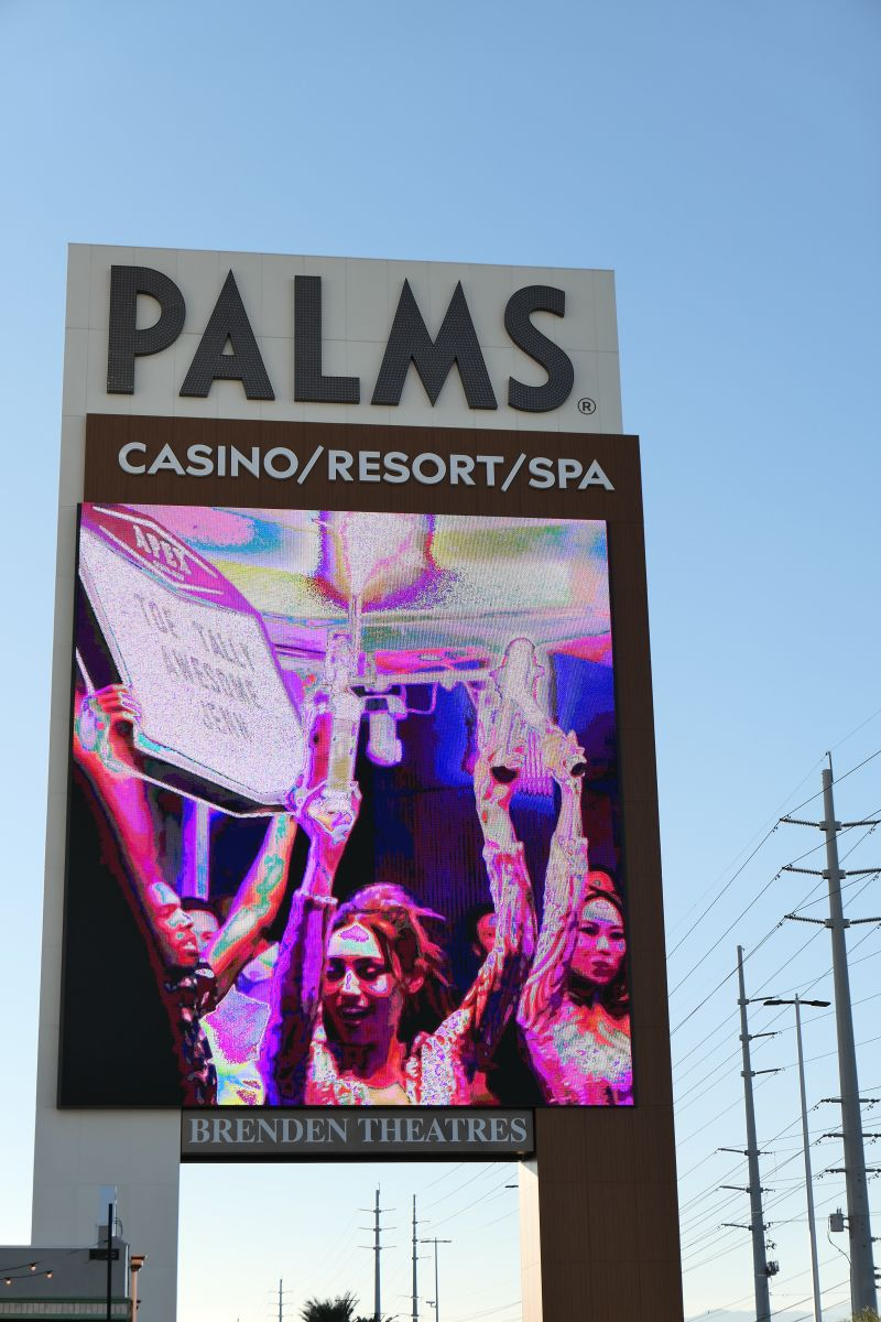Sign Palms Hotel en Casino
