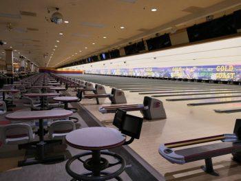 70 Bowling banen, Strike!