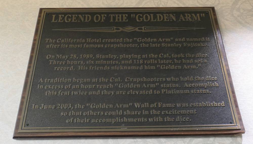 Legend of The Golden Arm