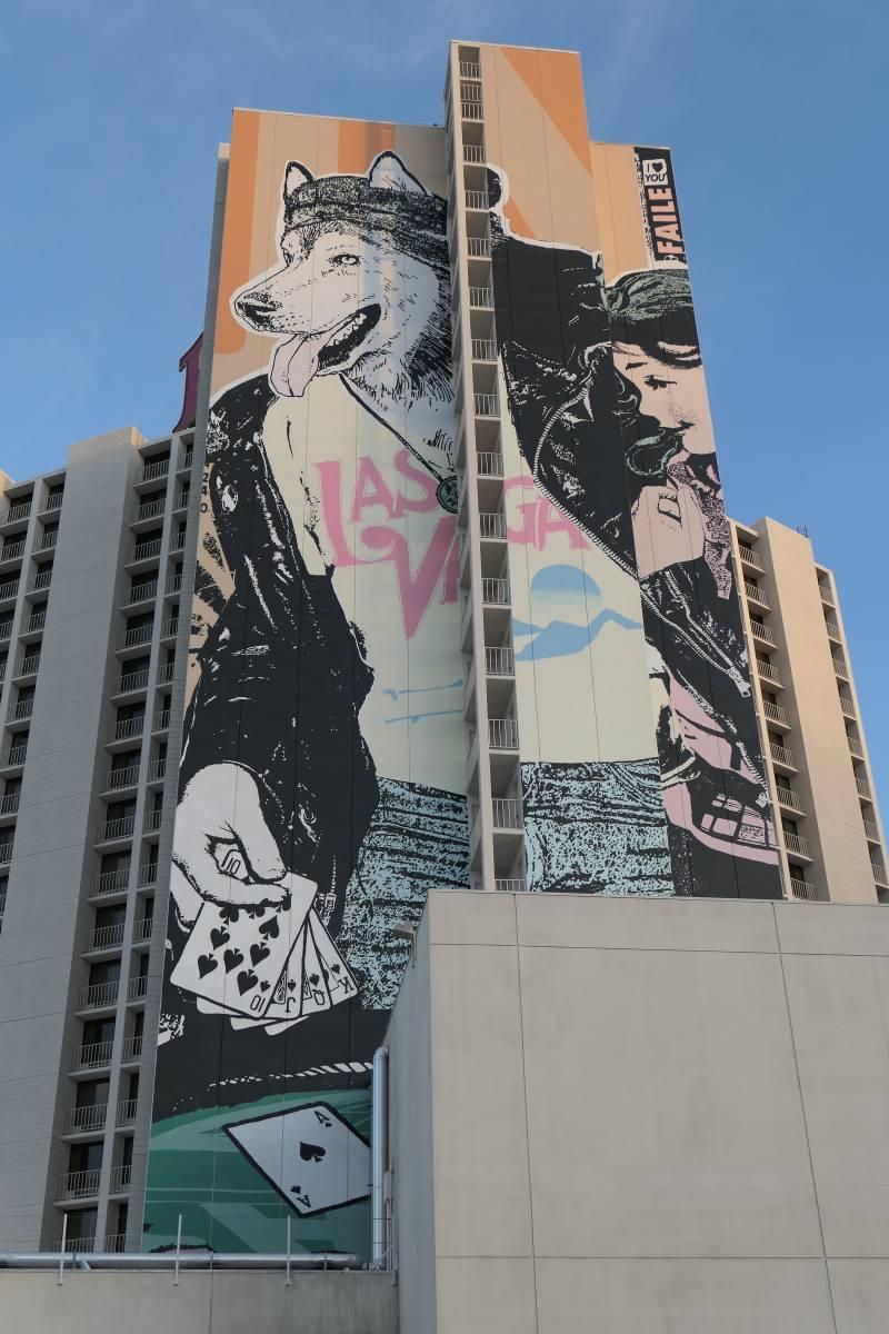 De minst bekende muurschildering Plaza Hotel