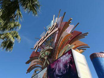 Rio Sign Las Vegas