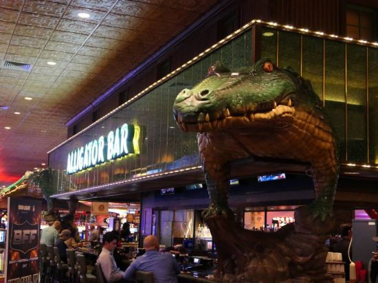 Alligator Bar The Orleans Casino