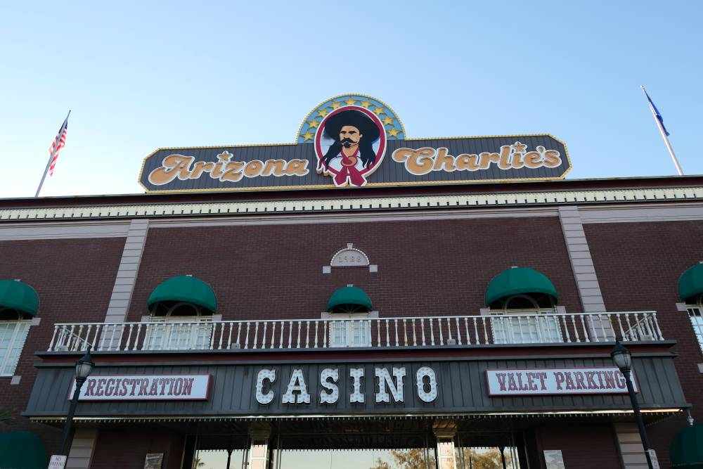 Arizona Charlie's Decatur Hotel en Casino