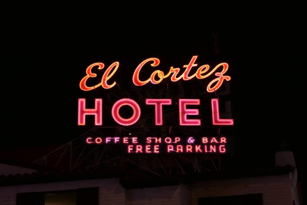 Downtown Las Vegas, El Cortez Hotel en veel meer moois