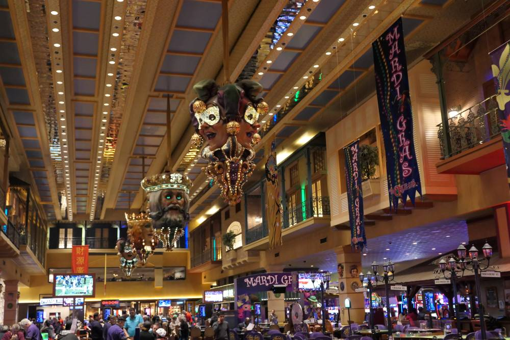 Mardi Gras Orleans Casino Las Vegas