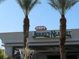 Hoofdingang Jerry's Nugget Casino