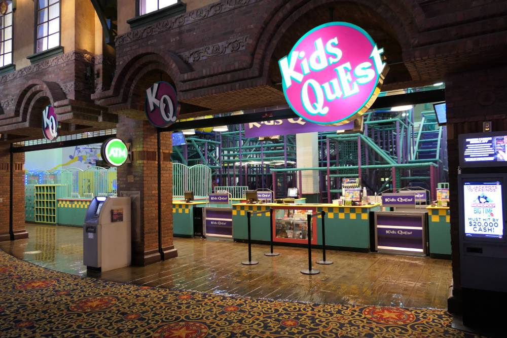 Kids Quest Texas Station Casino