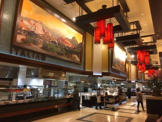 Medley Buffet Aliante Casino