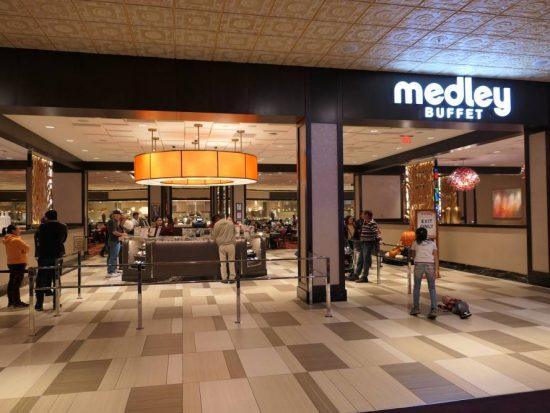 Medley Buffet Orleans Casino