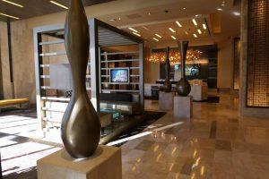 Aliante Hotel, modern ingericht