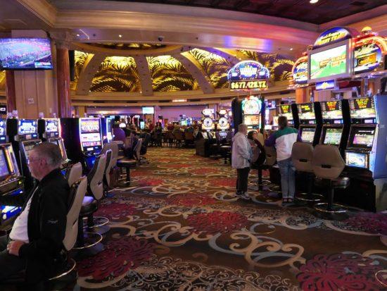Op zoek naar slots in Rampart Casino