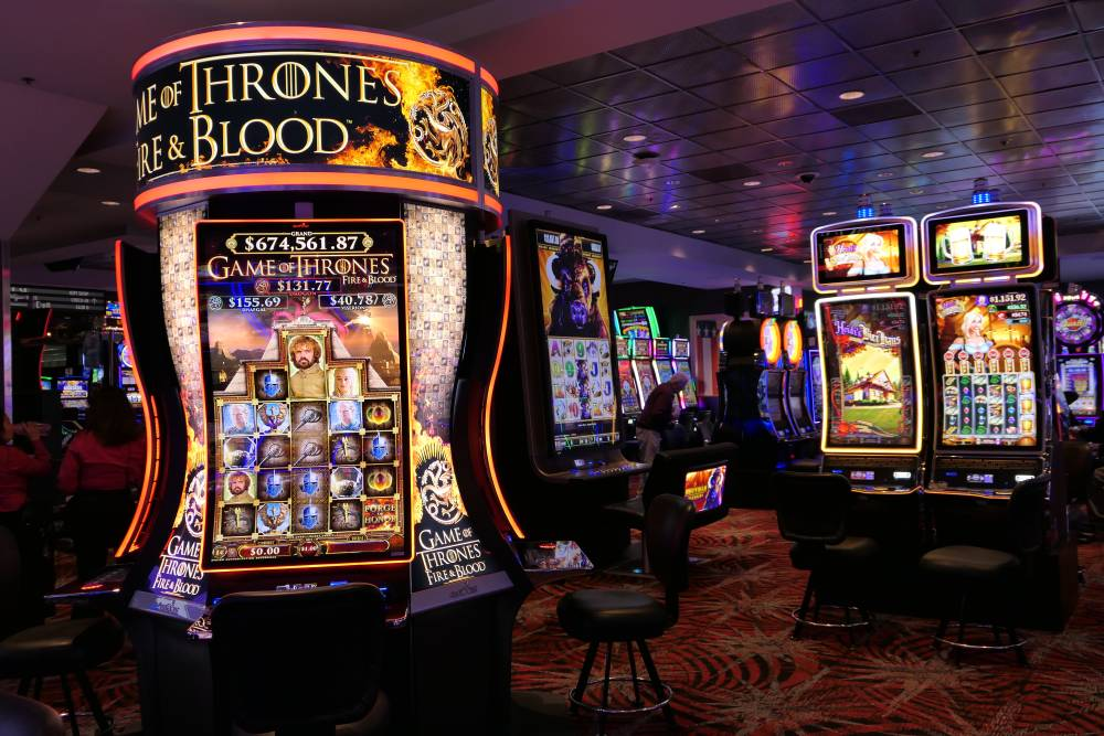 Speel bewust 18 plus en geniet van de leuke gokkasten in een casino.