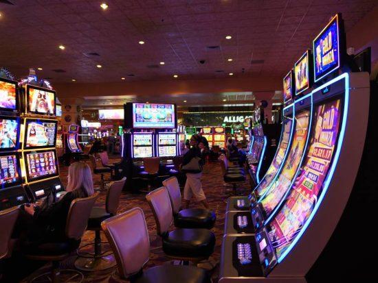 Gokkasten in Orleans Casino in Las Vegas