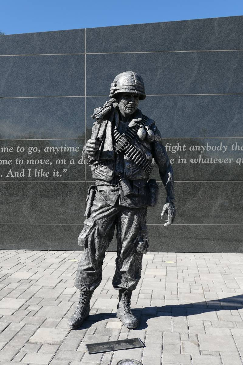 Soldaat Vietnam Oorlog