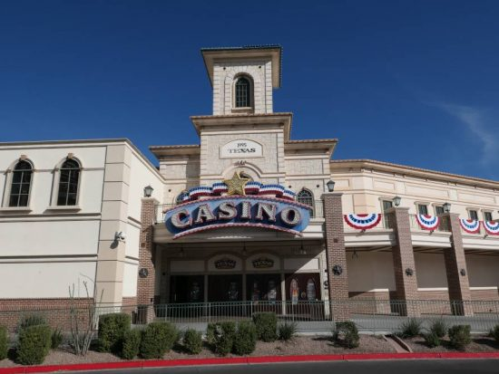 Ingang Texas Station Casino