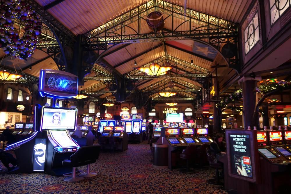 Mooie inrichting Texas Station Casino in North Las Vegas