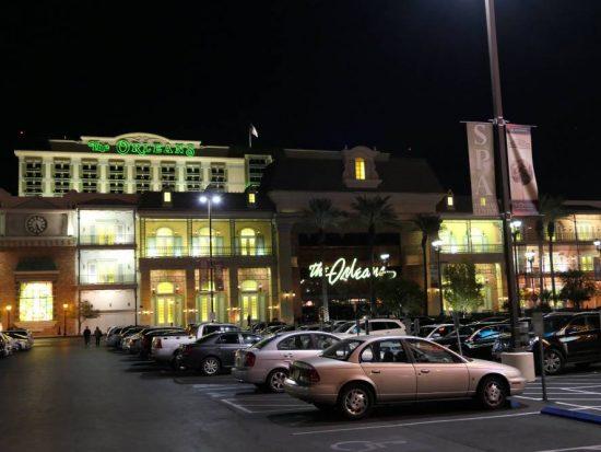 The Orleans Hotel en Casino
