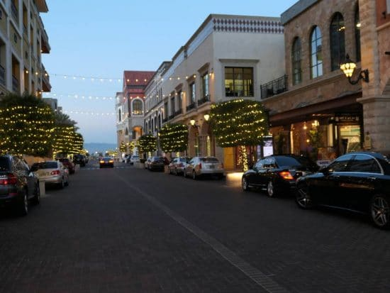 Tivoli Village in Summerlin