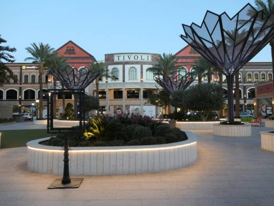Winkelcentrum Tivoli Village in Summerlin