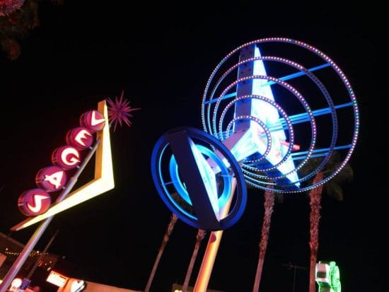Old Vegas Neons