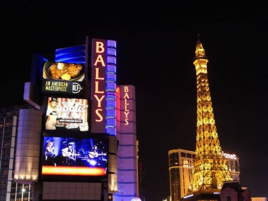 Bally's & Paris Hotel en Casino