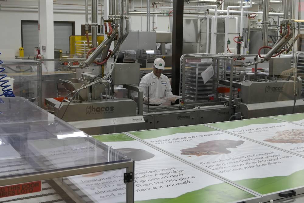 Ethel M Chocolate Fabriek