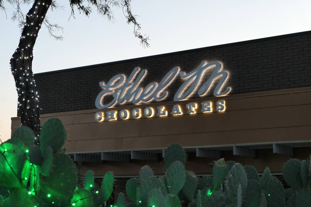 Ethel M Chocolate Factory in Henderson