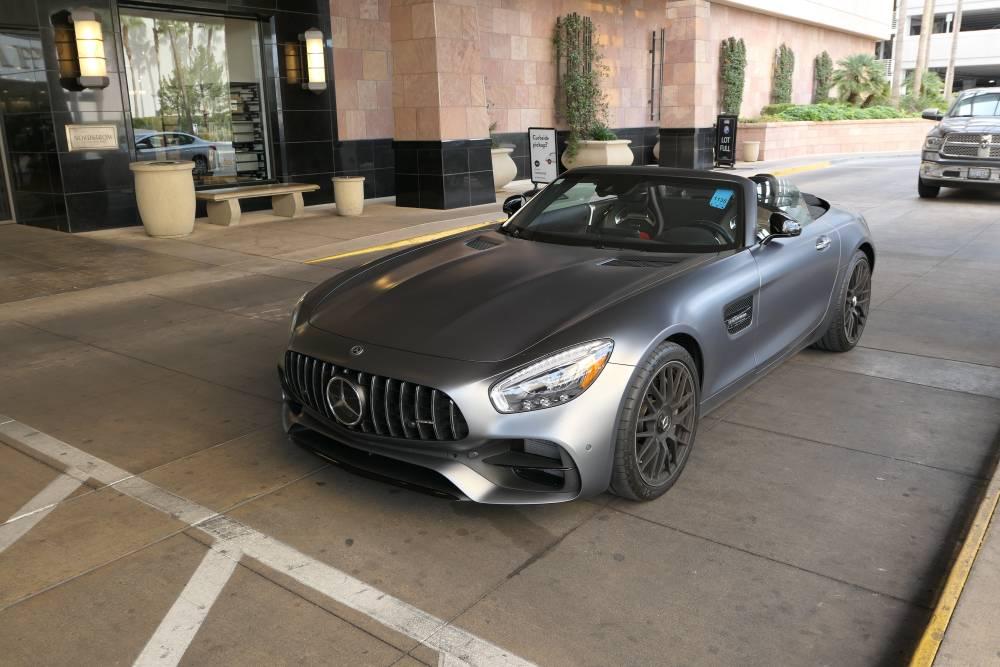 Mijn bolide, Mercedes AMG GT ;-)