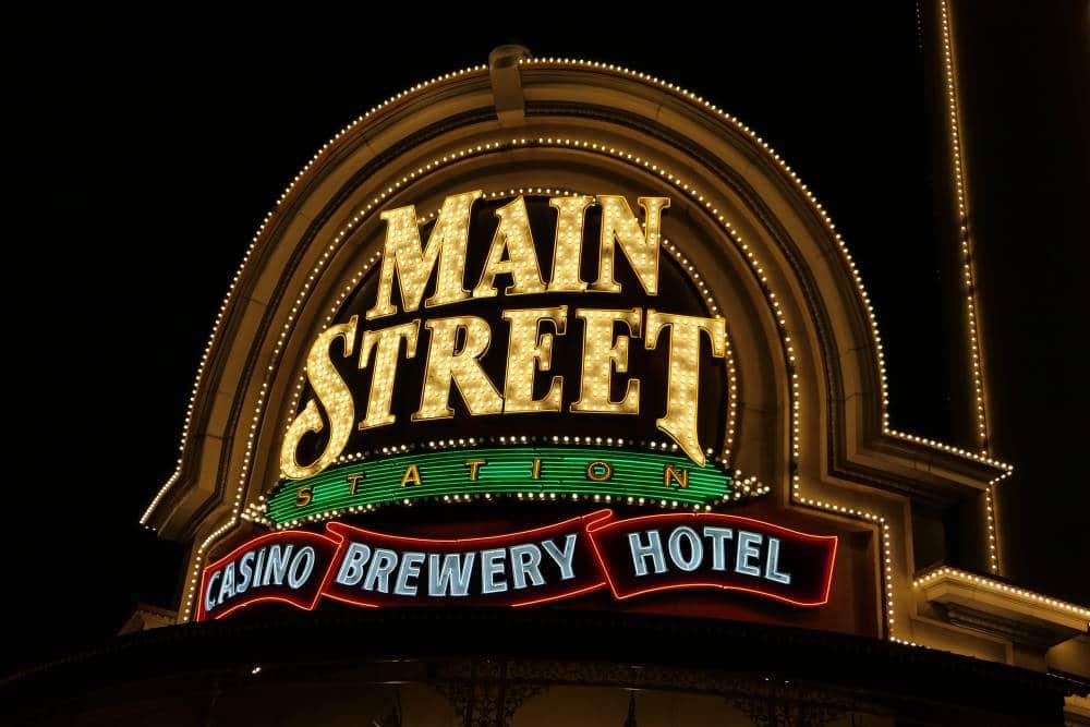 Mijn hotels in Las Vegas tijdens Las Vegas trip nummer 9