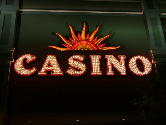 Ingang casino Sunset Station