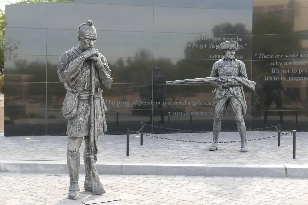 Soldaten Nevada State Veterans Memorial