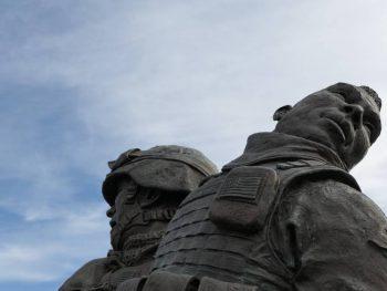 Militairen in actie tijdens Oorlog tegen Terrorisme