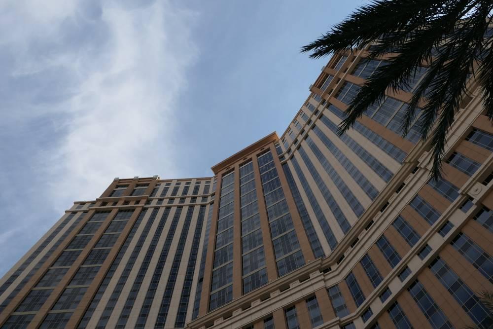 Het Palazzo Hotel in Las Vegas