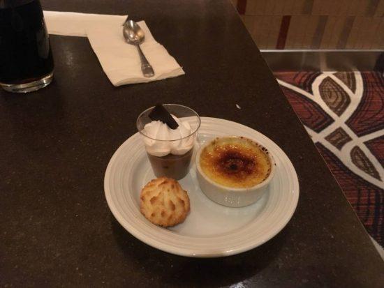 De lekkerste toetjes :-) Crème brûlée nummer 2