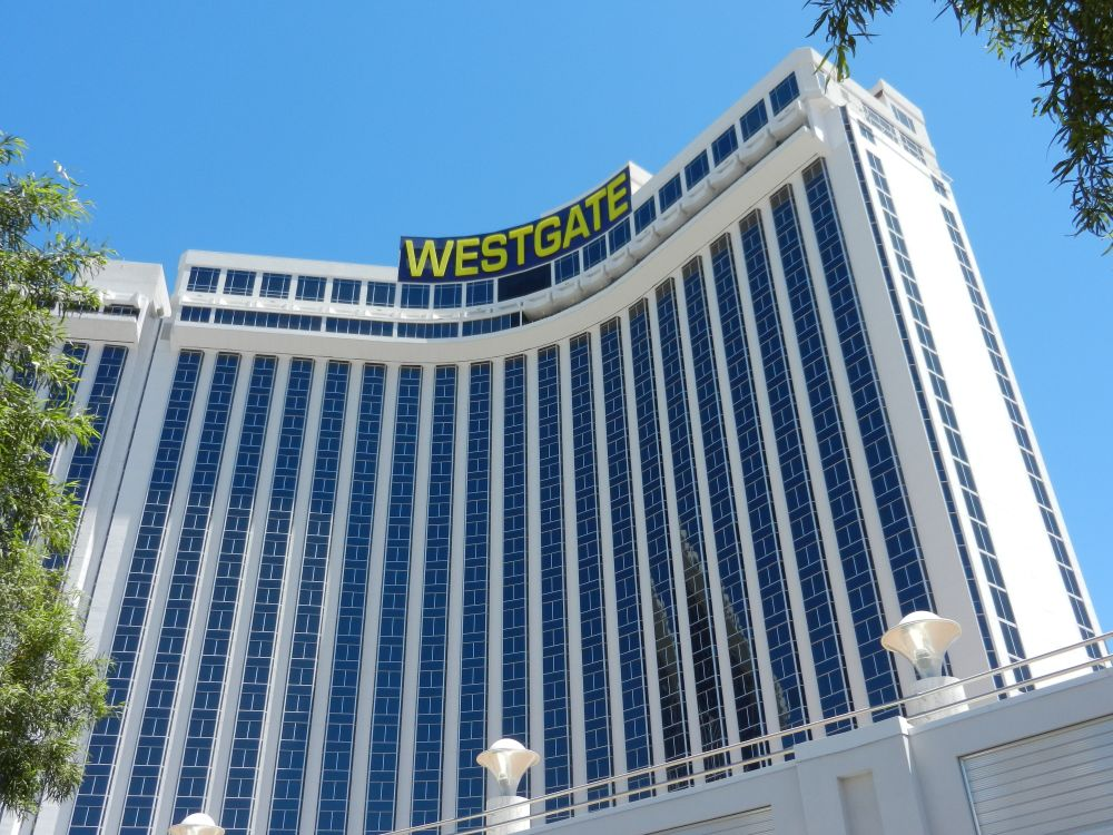 Het Westgate Hotel in Las Vegas