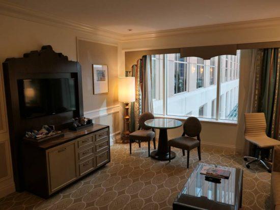 Zitkamer suite Venetian